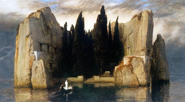 Boecklin_-_Island_of_the_Dead,_Third_Version