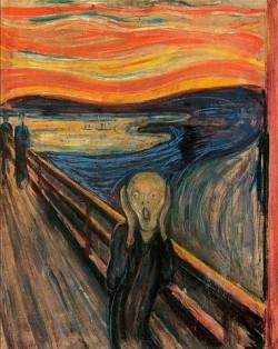 Edward Munch, L'urlo (1893)