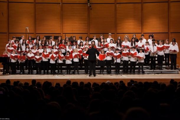 Il coro delle voci bianche de laVerdi