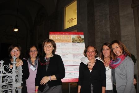 Una foto di parte del gruppo di Promozione e Sviluppo agli ultimi seminari