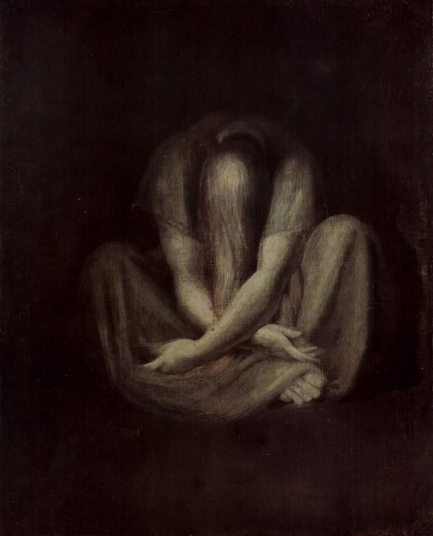 Il silenzio  - Fussli