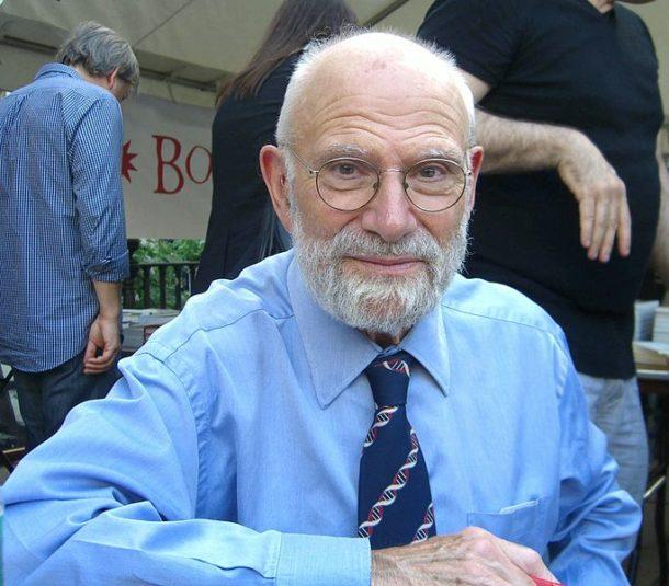 Oliver Sacks by © Luigi Novi / Wikimedia Commons