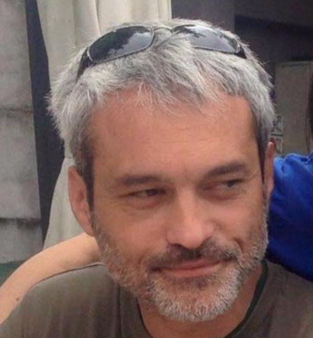 Michele Grillo, presidente dell'Associazione Davide il Drago