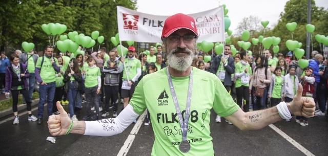 Milano Marathon 2020: corri con VIDAS!