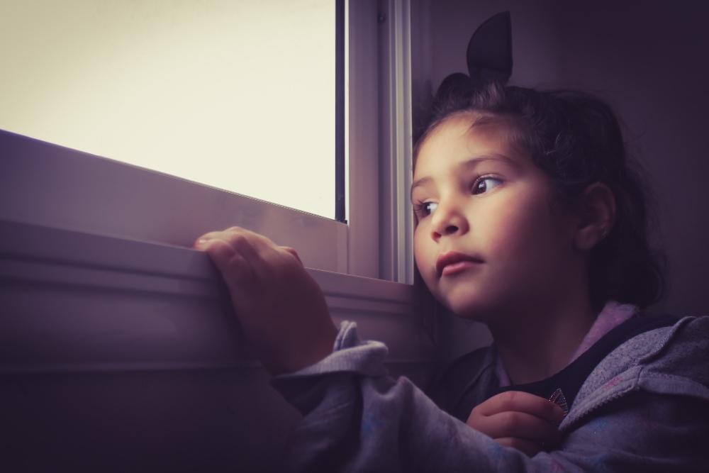la paura nei bambini: come affrontarla