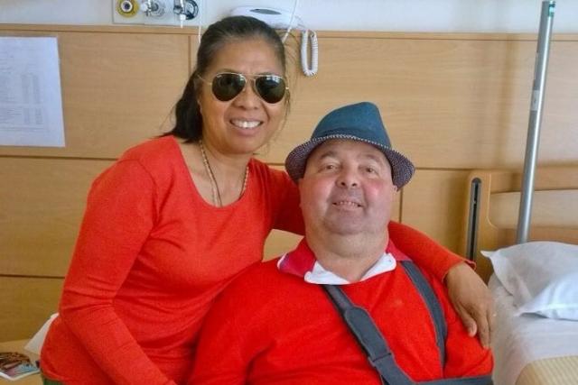 Elena e Ilario, due beneficiari del tuo 5x1000 a VIDAS